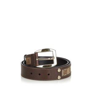 Gucci GG Jacquard Belt