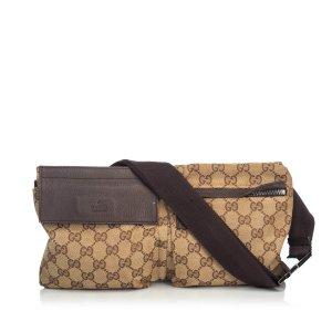 Gucci GG Jacquard Belt Bag