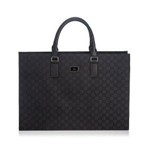 Gucci GG Jacquard Briefcase