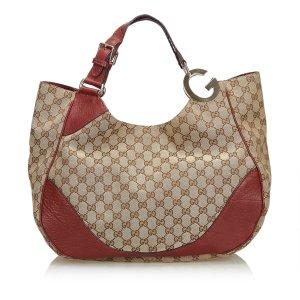 Gucci GG Jacquard Charlotte Tote Bag