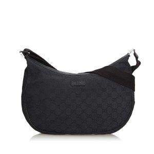 Gucci GG Jacquard Crossbody Bag