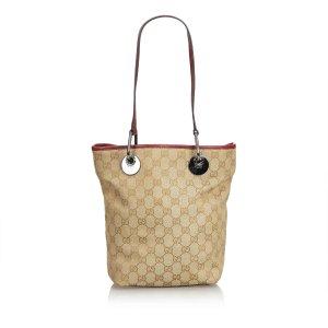 Gucci GG Jacquard Eclipse Tote Bag