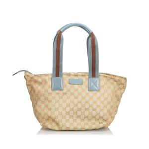 Gucci GG Jacquard Handbag