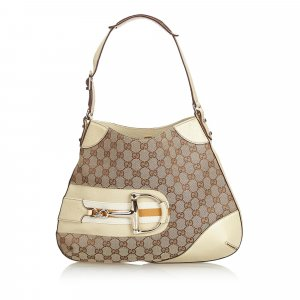 Gucci Sac hobo brun