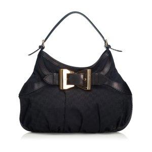 Gucci GG Jacquard Queen Hobo Bag