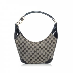 Gucci GG Jacquard Shoulder Bag