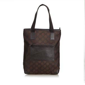 Gucci GG Jacquard Tote Bag