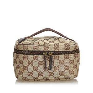 Gucci Cosmeticabox bruin