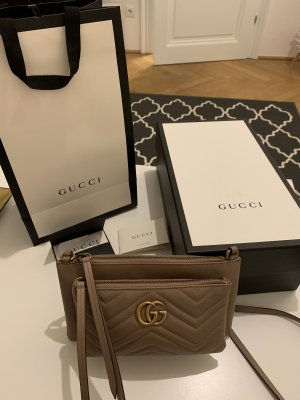 Gucci GG Marmont Doublepouch