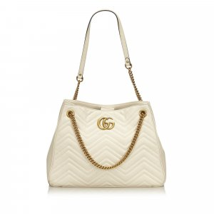 Gucci GG Marmont Quilted Medium Tote