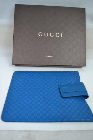 Gucci GG Monogramm Guccissima Leder Ipad Schutzhülle NP 395€