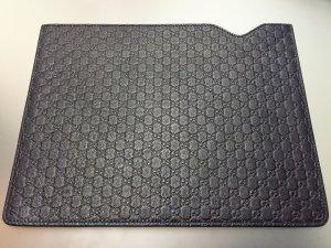 Gucci Accessoire noir cuir