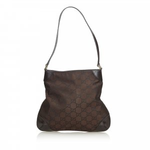 Gucci GG Nylon Shoulder Bag
