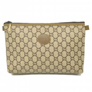 Gucci GG Plus Clutch Bag