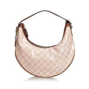 Gucci GG Supreme Hobo Bag