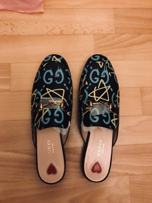 Gucci Slip-on Shoes multicolored