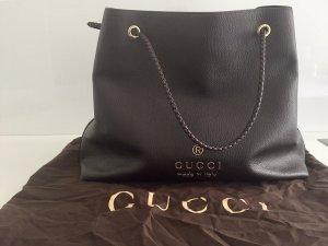 Gucci Borsa larga multicolore Pelle