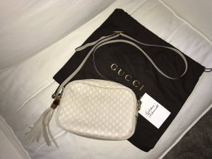 Gucci Guccisima Marmont Bag Messenger Logo Top Soho