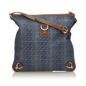 Gucci Guccissima Abbey Crossbody Bag