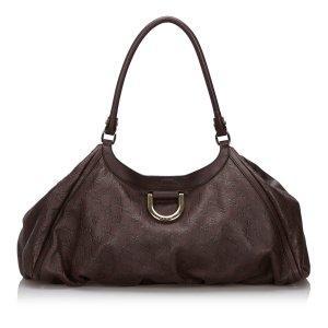 Gucci Guccissima Abbey D-Ring Handbag