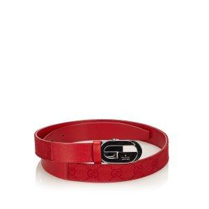 Gucci Guccissima Belt