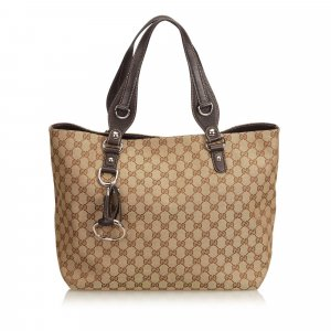 Gucci Tote light brown