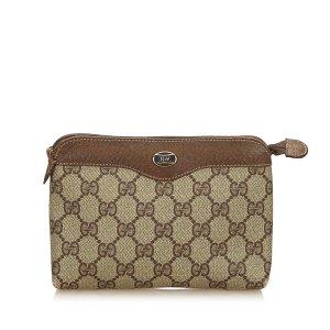 Gucci Pouch Bag beige