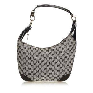 Gucci Guccissima Canvas Shoulder Bag