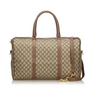 Gucci Travel Bag brown