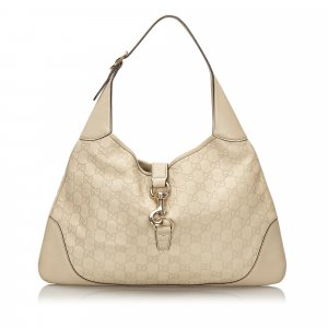 Gucci Guccissima Jackie Shoulder Bag
