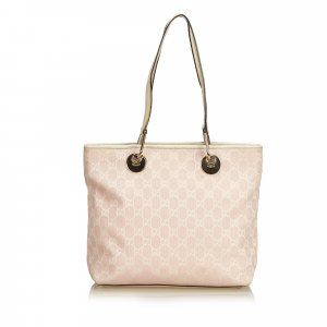 Gucci Sac porté épaule rosé