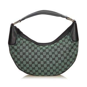 Gucci Hobos green