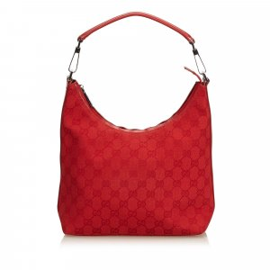 Gucci Hobos red