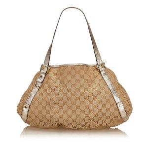 Gucci Guccissima Jacquard Pelham Tote Bag