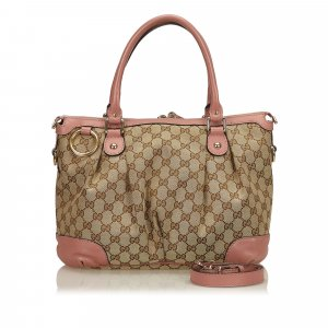 Gucci Satchel light brown