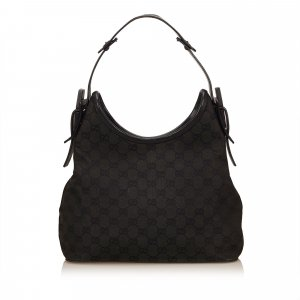 Gucci Guccissima Jacquard Shoulder Bag