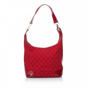 Gucci Shoulder Bag red