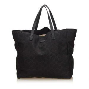 Gucci Bolso de compra negro