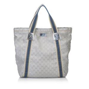 Gucci Guccissima Jacquard Tote Bag