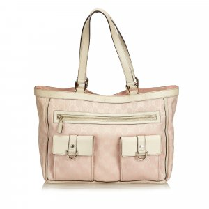 Gucci Tote pink