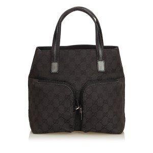 Gucci Sac fourre-tout noir