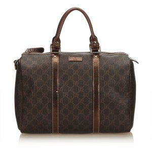Gucci Guccissima Joy Boston Bag