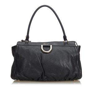 Gucci Guccissima Leather Abbey Handbag