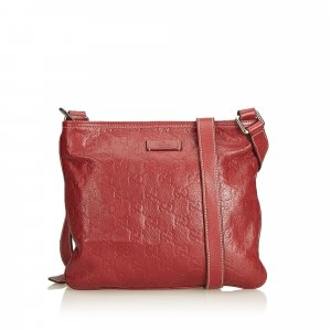 Gucci Guccissima Leather Crossbody