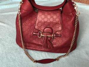 Gucci guccissima leather Emily hobo