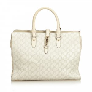 Gucci Guccissima Leather Jackie Tote