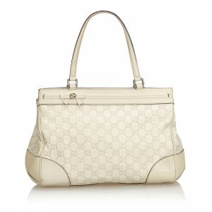 Gucci Guccissima Leather Mayfair Tote