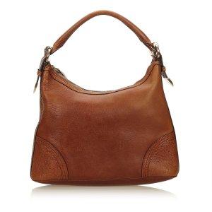 Gucci Guccissima Leather Signoria Shoulder Bag