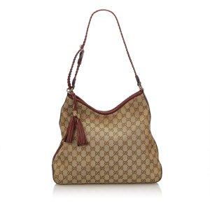 Gucci Guccissima Marrakech Shoulder Bag