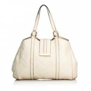 Gucci Guccissima New Ladies Leather Shoulder Bag